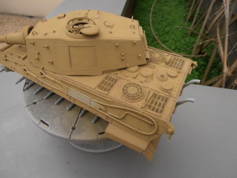Tigre II ( tamiya/ E.T/ atak au 1/35eme ) - Page 2 Pb240614