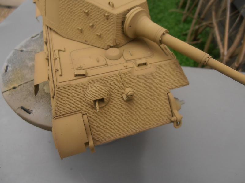 Tigre II ( tamiya/ E.T/ atak au 1/35eme ) - Page 2 Pb240615
