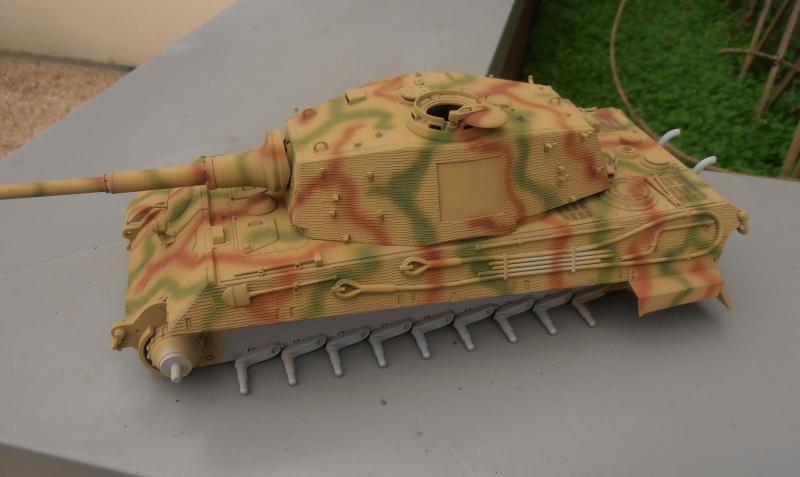 Tigre II ( tamiya/ E.T/ atak au 1/35eme ) - Page 3 Pb250610