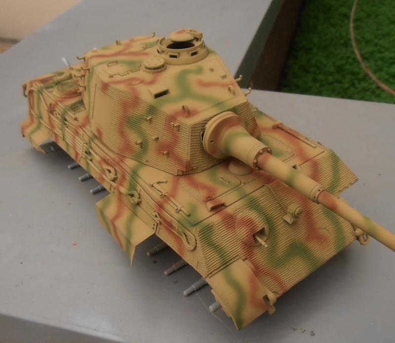 Tigre II ( tamiya/ E.T/ atak au 1/35eme ) - Page 3 Pb250611