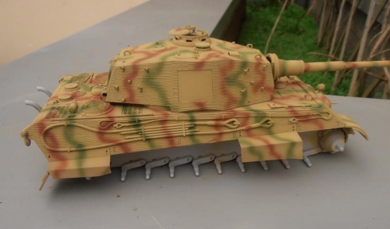 Tigre II ( tamiya/ E.T/ atak au 1/35eme ) - Page 3 Pb250612