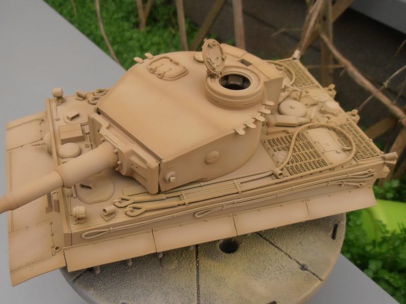 Tiger I ( tamiya 1/35 eme ) Pb300613