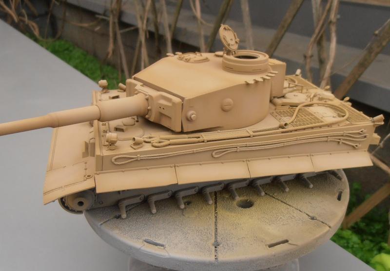 Tiger I ( tamiya 1/35 eme ) Pb300616