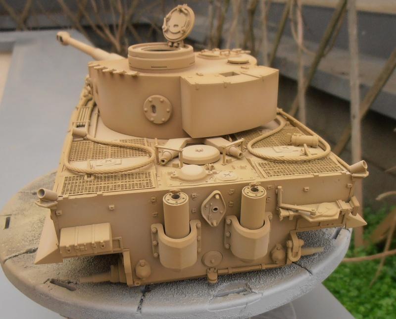 Tiger I ( tamiya 1/35 eme ) Pb300617