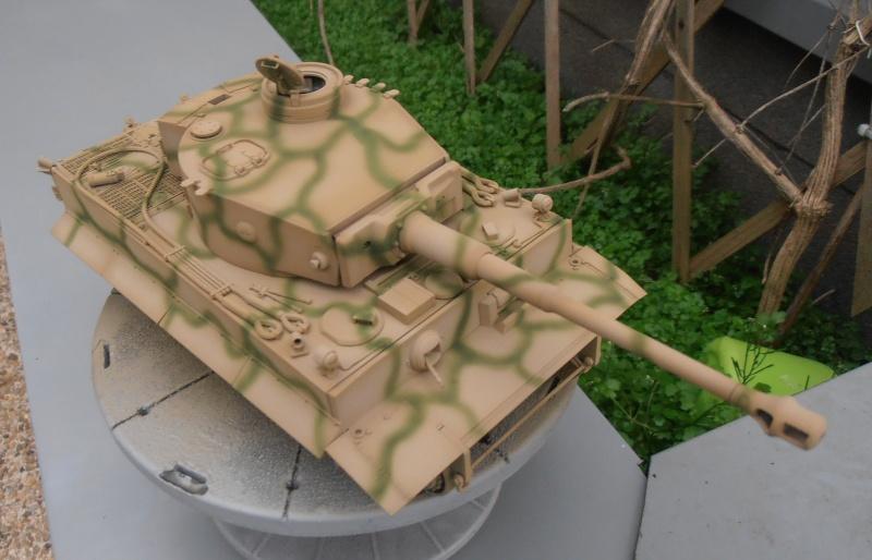 Tiger I ( tamiya 1/35 eme ) Pb300618