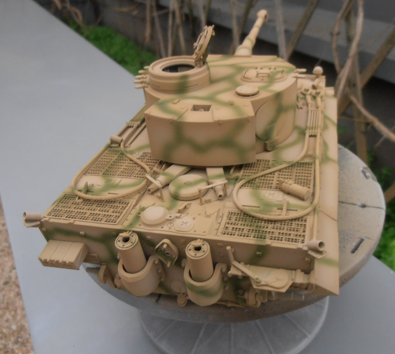 Tiger I ( tamiya 1/35 eme ) Pb300619