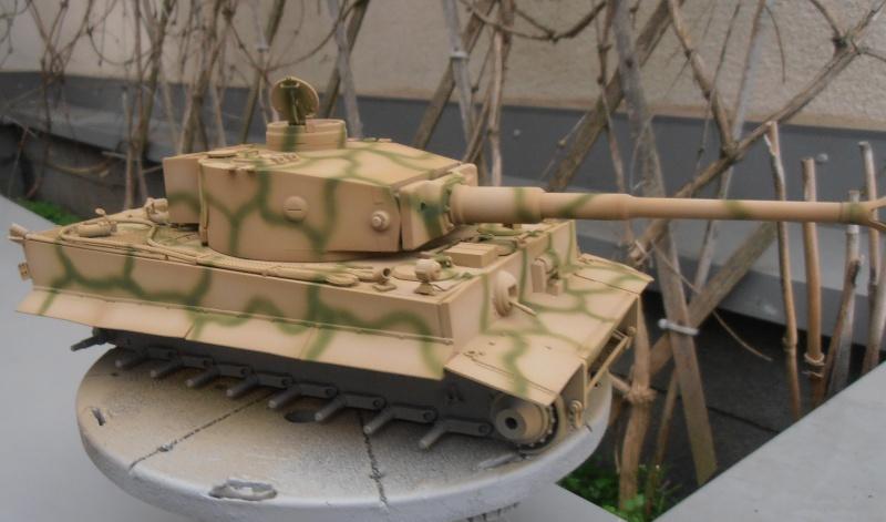Tiger I ( tamiya 1/35 eme ) Pb300620
