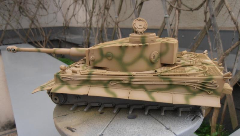 Tiger I ( tamiya 1/35 eme ) Pb300621