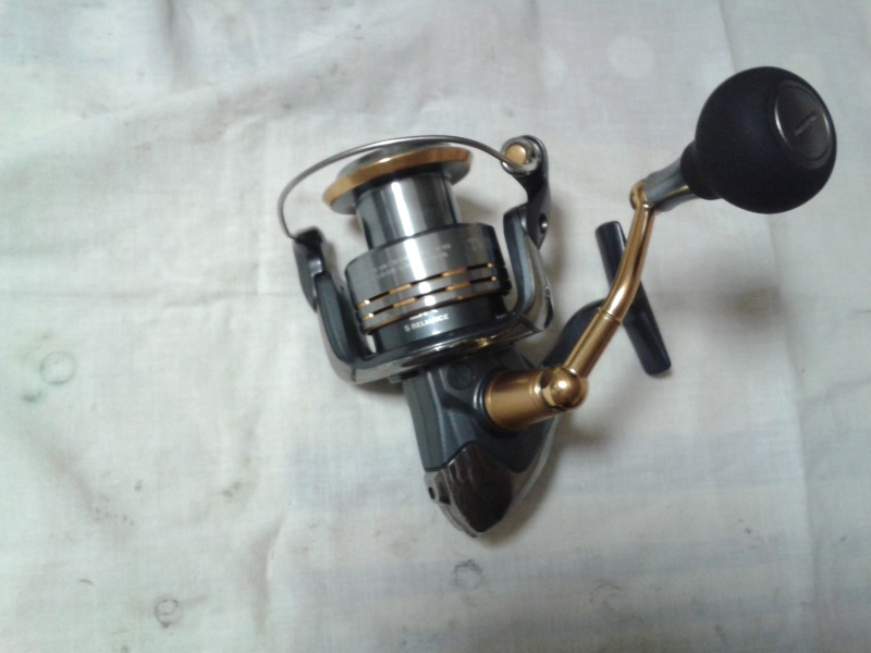 Shimano Twin Power 5000  SW  ( manutenzione ) 20140322