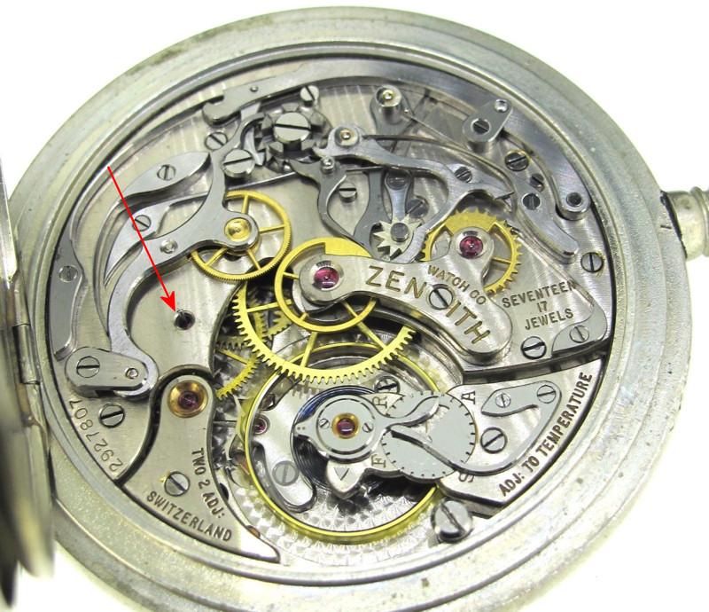 Fabrication d'une roue de chronographe à 140 dents. 0110