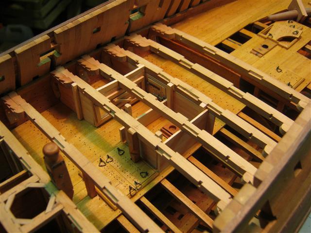 L'AMARANTE corvetta 12 cannoni 1\36 G.DELACROIX - Pagina 7 103_sm10