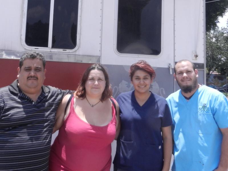 Mon expérience d'ASV et de Soigneur Animalier au Mexique - Page 2 Photo_50