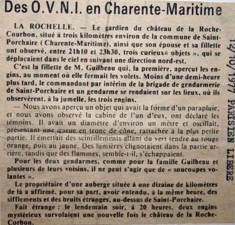 1977 - Des ovnis en Charente 411