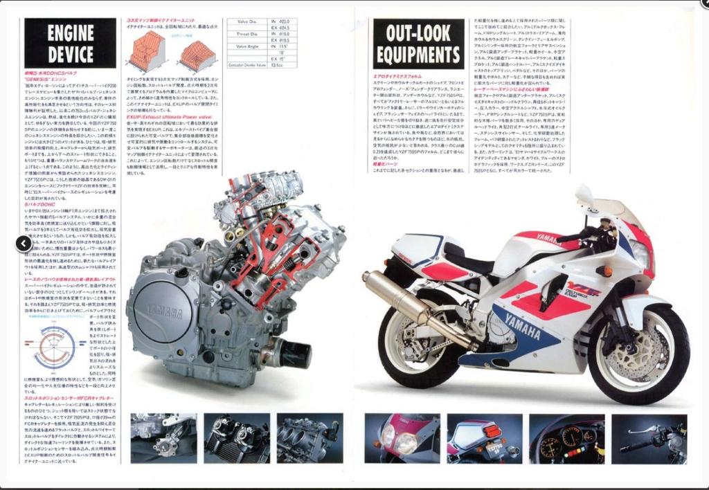 YAMAHA YZF 750 SP !!! 0210