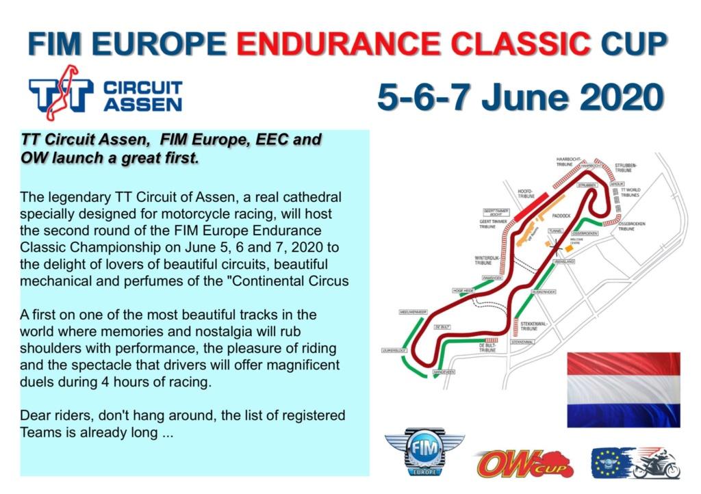 ENDURANCE Europe 2020 82467210