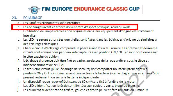 Suzuki 7/11R88 endurance - Page 2 Feux10