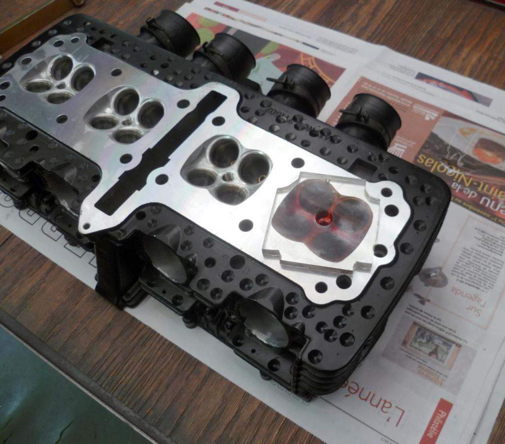Montage de deux 500 CB pour la Vitesse en Moto Ancienne - Page 5 P1030612