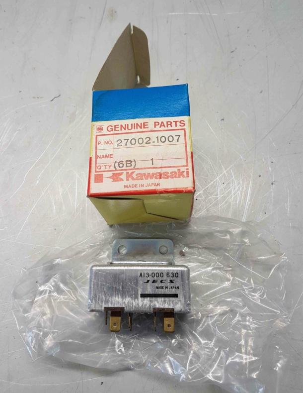 problemes GPZ1100ZX Relais10