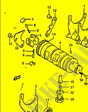 """GSX1100 version """"course de rue"""" - Page 10 Szolec10"""