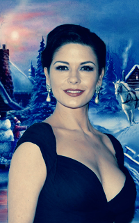 Un avatar de Noël pour Regina, Lena, Peter, Fanny et Kathlyn ? Cather10