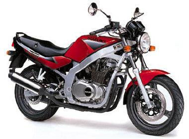 La moto de mon permis... Suzuki10