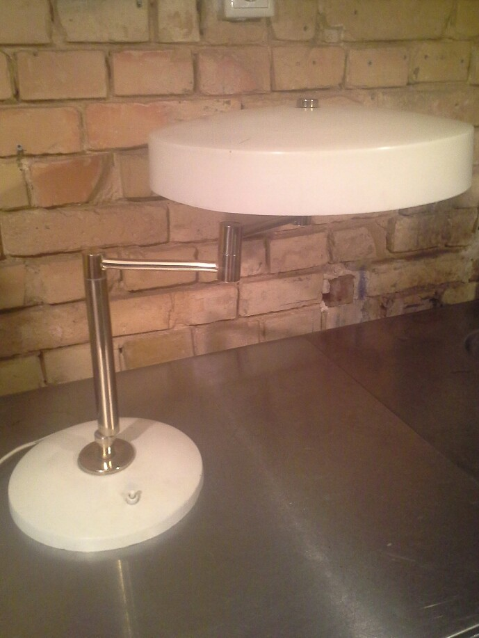 1950s table lamp 20141114