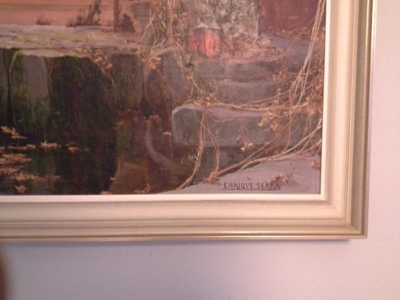 enrique serra painting 20141115