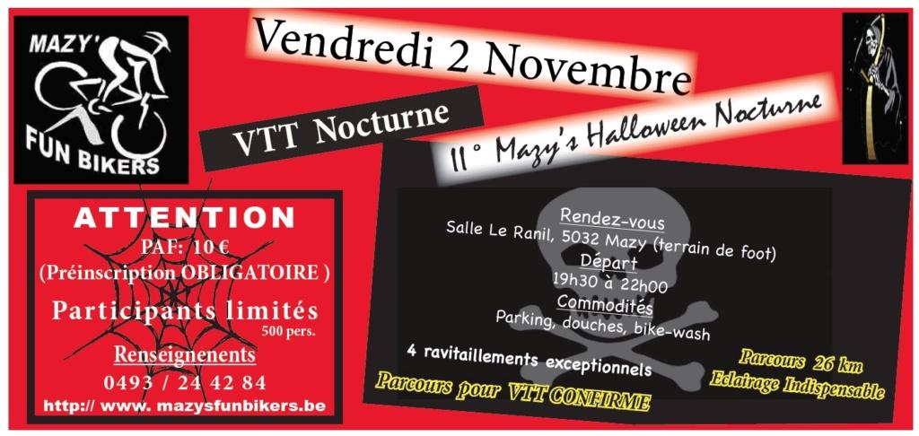 11° Mazy's Halloween Nocturne Noctur10