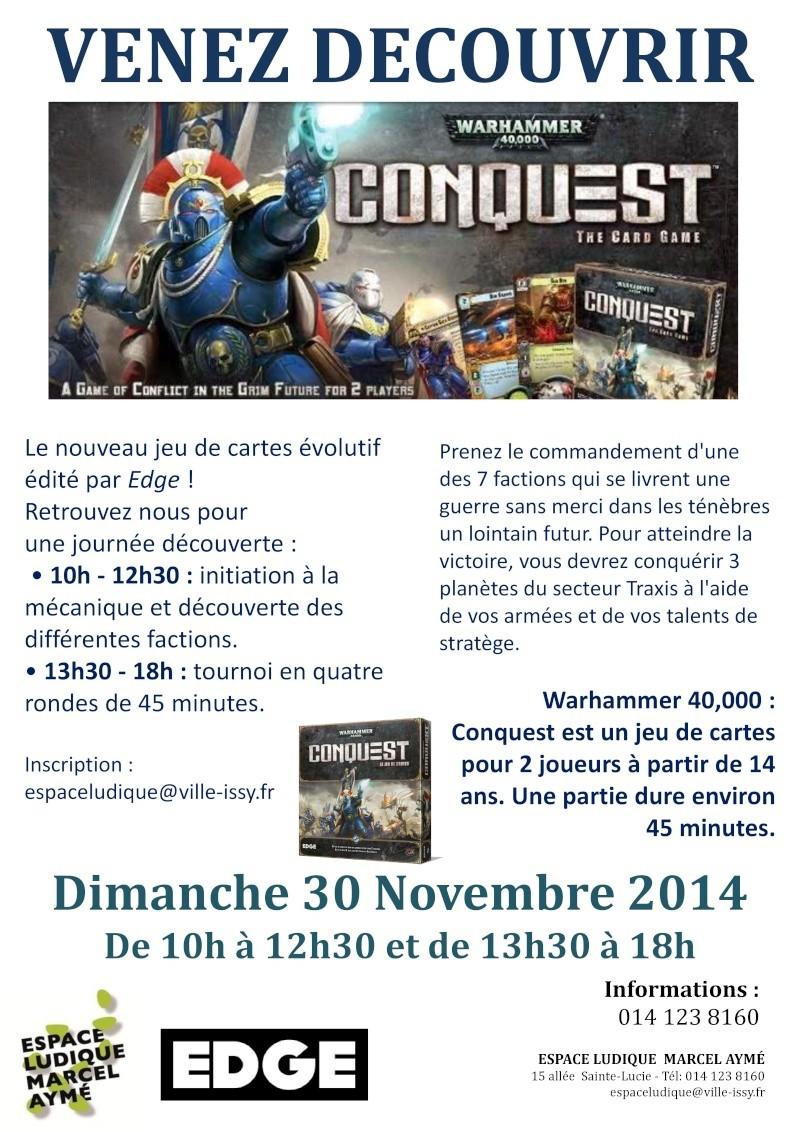 [Issy] Initiation et tournoi de Warhammer 40000 Conquest Warham10