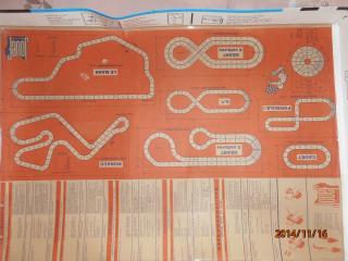 circuit 64 réf 3701 GT à vendre  cloturé! Pb160011