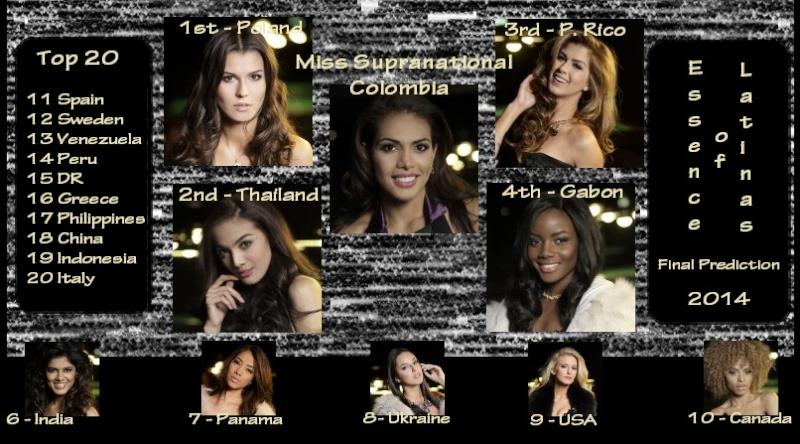 Essence's Final Miss Supranational 2014 HP - RELEASED Essenc10