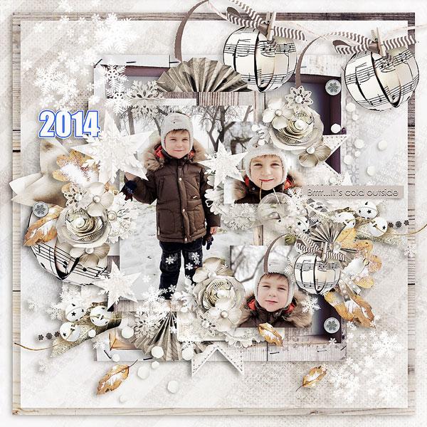 25 days of Christmas templates - Pickle Barrel 21. November 210