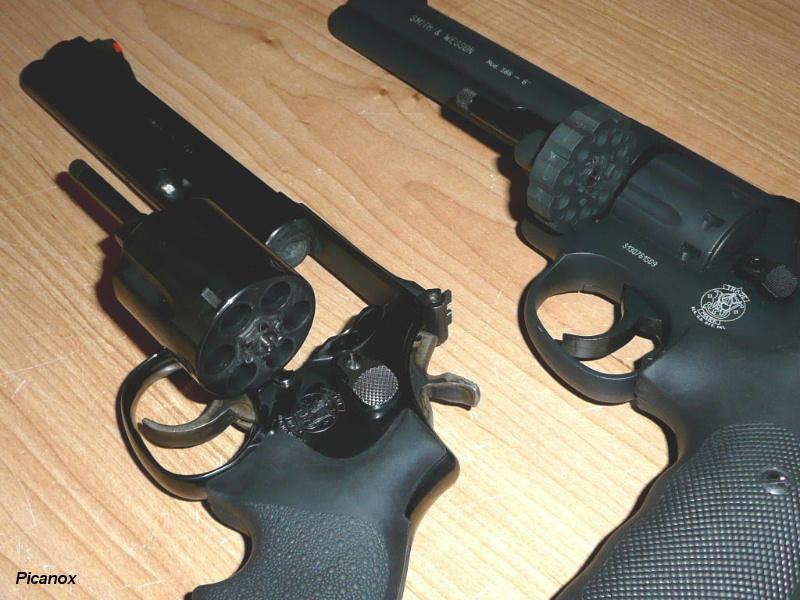 "Le ""vrai"" Smith & Wesson 586, à air... Compsw11"