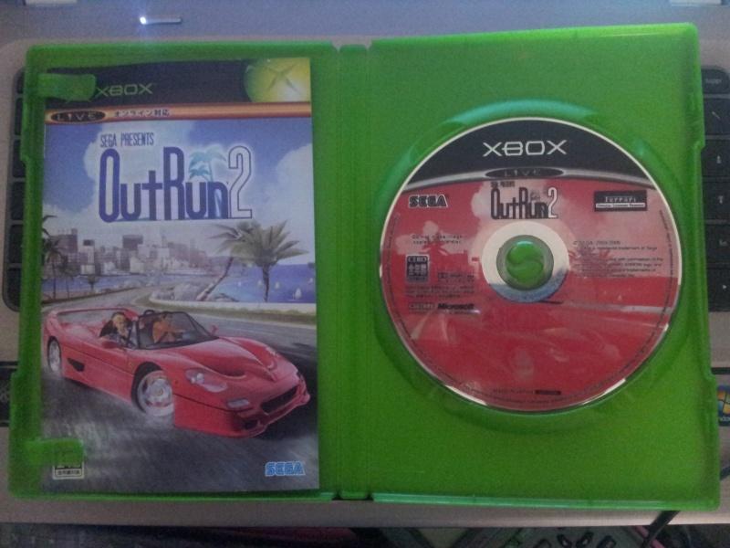 [VDS] Outrun 2 xbox NTSC/J Street Fighter Anniversary PAL 20141121