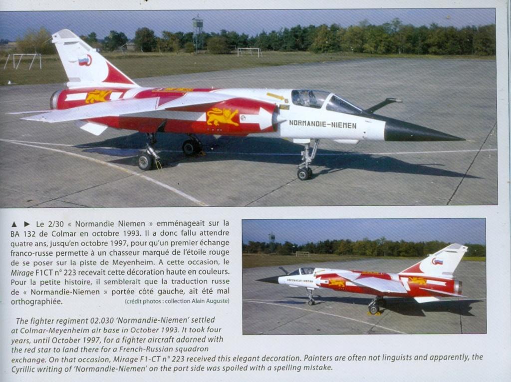DECORATIONS SPECIALES des Aéronefs de la Défense. 1972 - 1999 00810_10