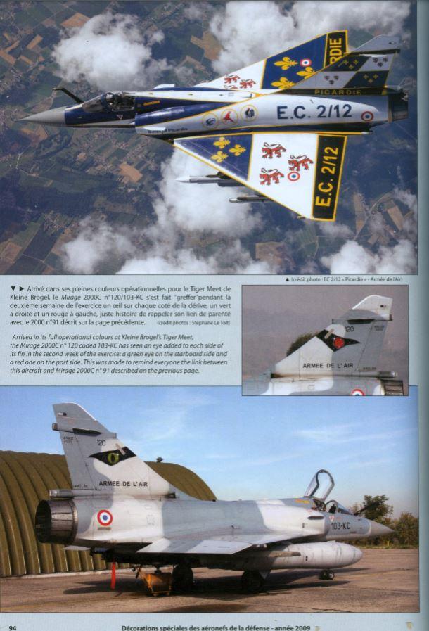 Décorations Spéciales des Aéronefs de la Défense - 1972/1999 - Collectif Delta Reflex  Delta_10