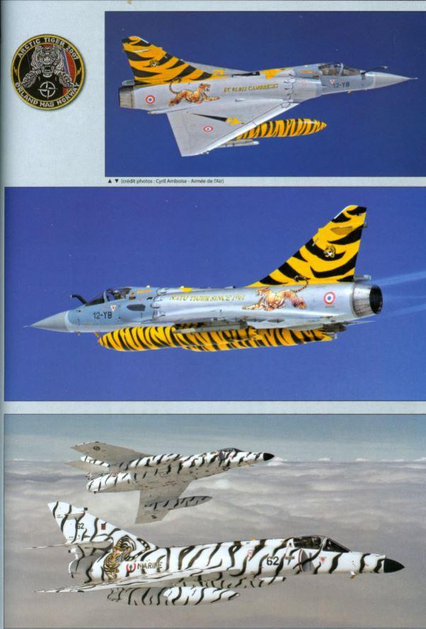 Décorations Spéciales des Aéronefs de la Défense - 1972/1999 - Collectif Delta Reflex  Delta_11