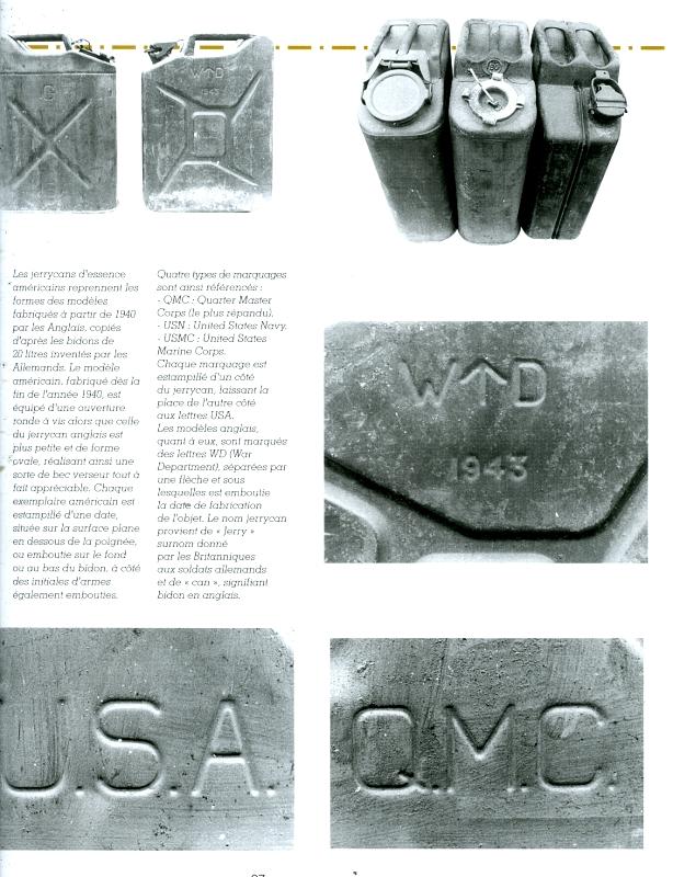 Jeep Willys - 1/8ème - Ed. Hachette - Construction par Glénans (Partie 2) - Page 5 Numzor11