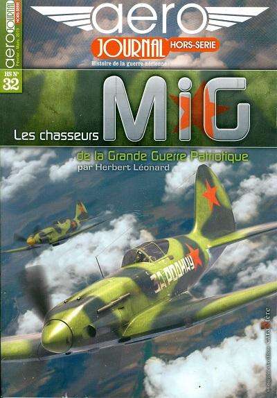 LES CHASSEURS MIG Aéro-Journal HSn°32 Numzor23