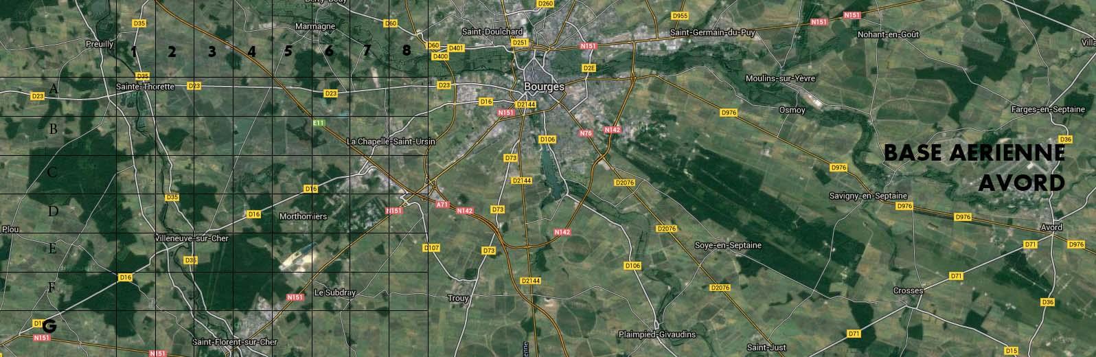 2014: le 20/11 à 13h15 - Ovni de forme allongé  -  Ovnis à Morthommier - Cher (dép.18) Cartem10