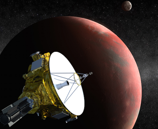[Sujet unique] 2014 : New Horizons - Pluton vue par la sonde - Page 2 Newhor10