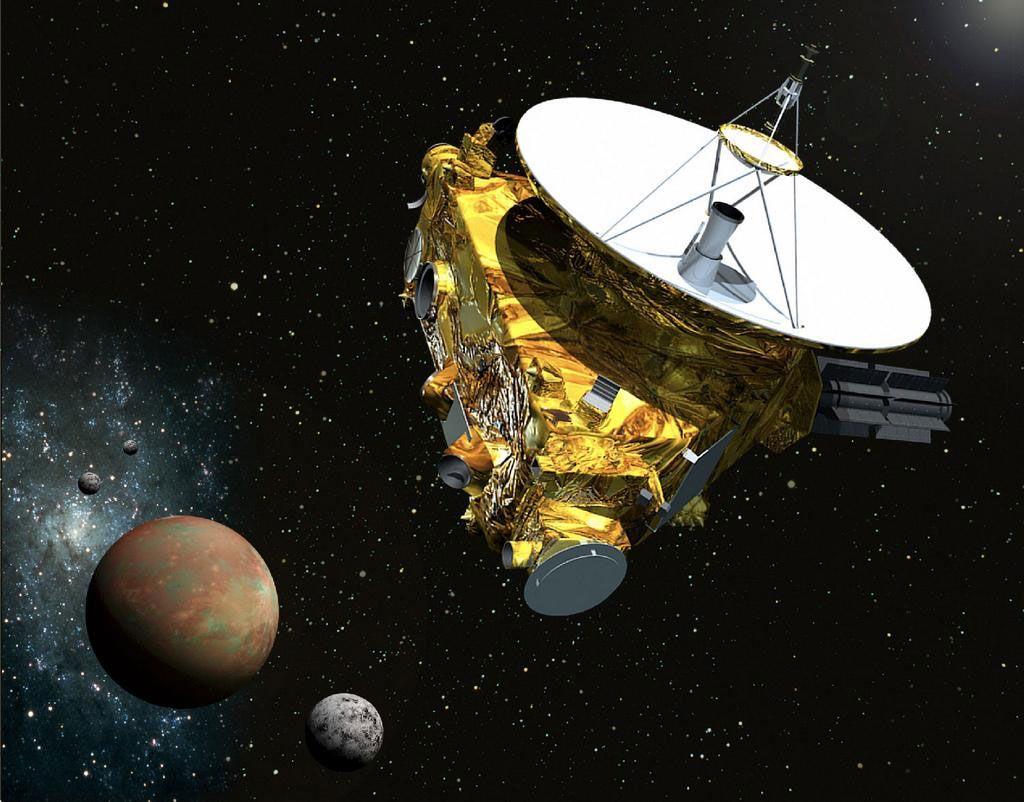 [Sujet unique] 2014 : New Horizons - Pluton vue par la sonde - Page 2 Newhor11