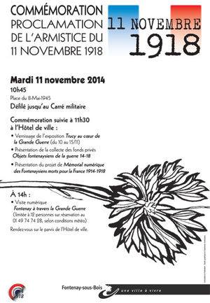Fontenay-sous-Bois dans la Grande Guerre Rtemag10