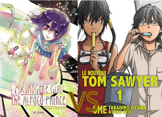 [15e manche]Kurogane Girl contre Le nouveau Tom Sawyer 15eman10
