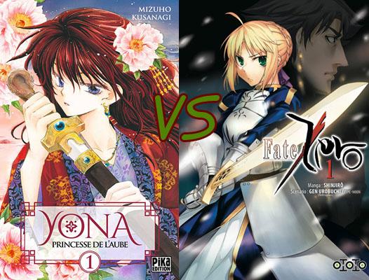 [18e manche] Fate / Zero contre Yona, la princesse de l'aube 18eman10