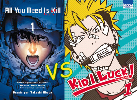[21e manche] All you need is kill contre Kid I luck ! 21eman10