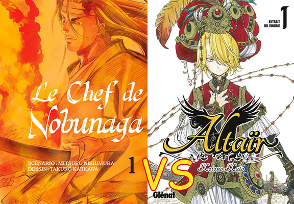 [22e manche] Le chef de Nobunaga contre Altaïr 22eman10
