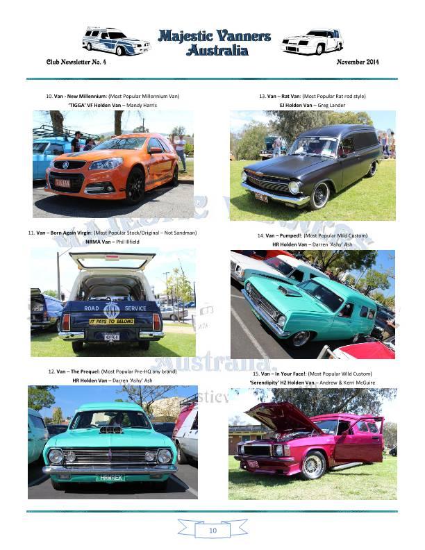 Majestic Vanners Newsletter No.4 November 2014 Mv_new19