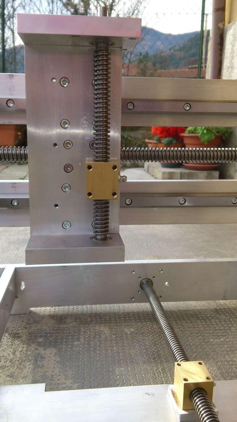 La mia Fresa 4 Assi CNC Homemade Dsc_0320