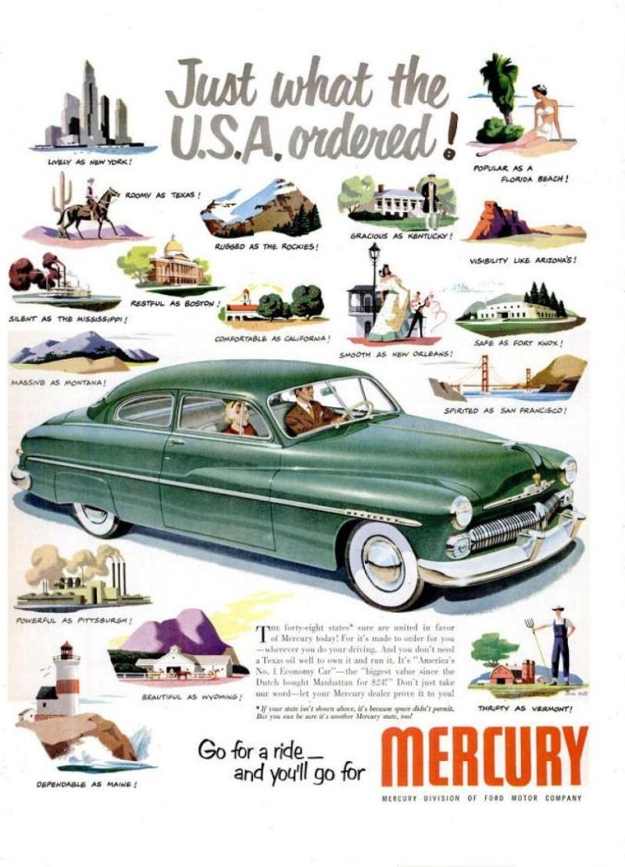 publicités vintage us  - Page 3 1950_m12